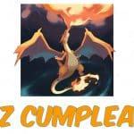 Feliz cumpleaños de Mega Charizard Y