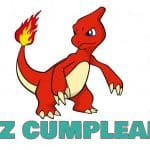 Feliz cumpleaños de Charmeleon