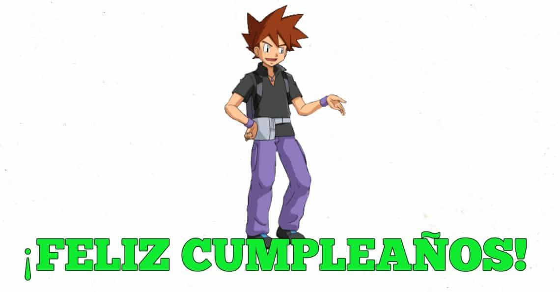 Feliz cumpleaños de Gary Oak