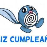 Feliz cumpleaños de Poliwag