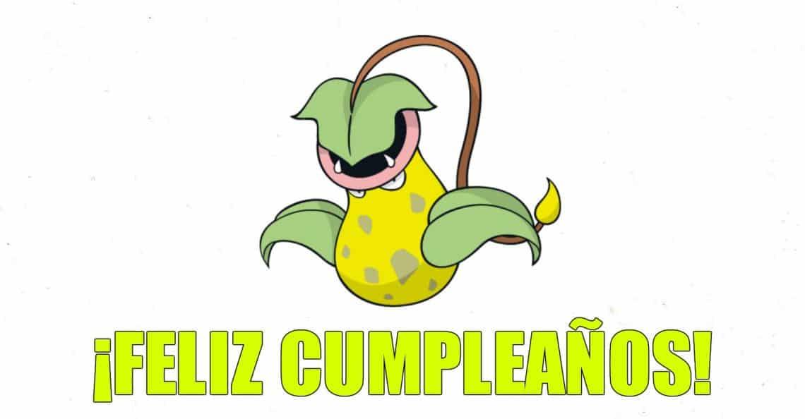 Feliz cumpleaños de Victreebel