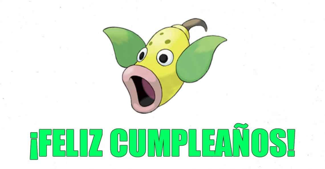 Feliz cumpleaños de Weepinbell